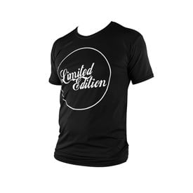 LIMITED EDITION Surf T Shirt - Black/ White