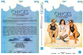 CHICKS - DVD
