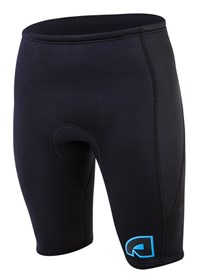 ATTICA 2mm WETSUIT SHORTS BLACK/ BLUE - 2013/14 SUMMER