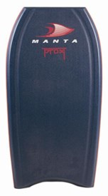MANTA BODYBOARDS Pro XT Polypro (PP) Core - 2014/15 Model