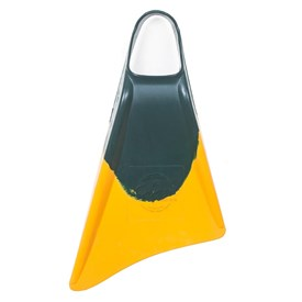 SUPERS FINS - Teal/ Mustard