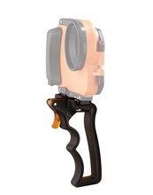 AxisGO IPhone Housing Pistol Grip by Aquatech