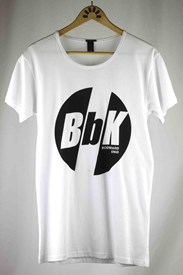 Bodyboard King BBK T Shirt  - White