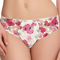 Fantasie Rosanne Floral Brief - Bra made up to a H Cup