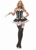 Leg Avenue Charming Chamber Maid Costume