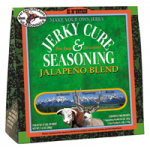 Jerky Cure & Seasoning Jalapeno