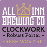 All In Clockwork Porter Fresh Wort