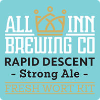 All In Rapid Descent Srong Ale Fresh Wort