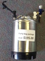 Party Keg 9 Litre