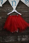 Ruby Tutu with built in bamboo pants