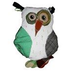 Nighty Night Owl - Green