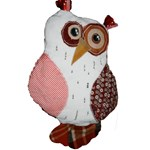 Nighty Night Owl -Red