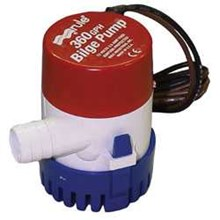 Bilge Pump Rule 360GPH