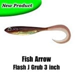 Fish Arrow Flash J Grub SW 3 inch