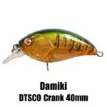 Damiki DTSCO Crank 40 Clear out colours