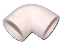 Joiner - Slip-on Elbow - 25 mm PVC