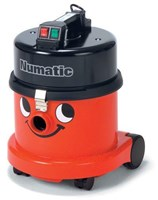 Numatic NVQ370 Dry Commercial Vacuum Cleaner