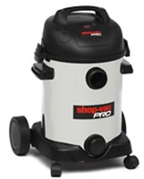 Shop Vac PRO25  9273251 Wet & Dry Commercial Vacuum Cleaner