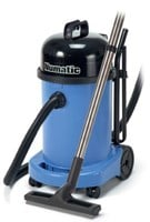 Numatic WV470 Wet & Dry Commercial Vacuum Cleaner