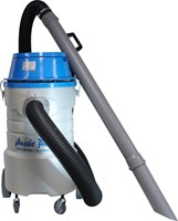 Aussie Pumps VC83 Jumbo Wet & Dry Industrial Vacuum Cleaner with 90mm accessories