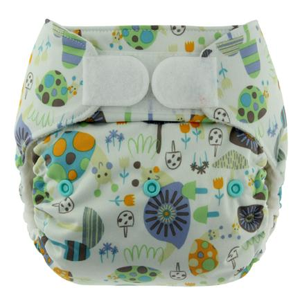 Blueberry One Size Deluxe - Aplix Baby Blossom Modern Cloth Nappies 9a3cad12d9825