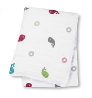 Lulujo Muslin Cotton Wraps