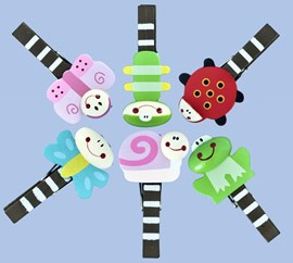 Clip'ems Baby Blanket Clips