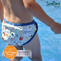 Paddle Pants by Seedling Baby