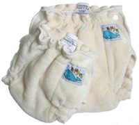 Motherease Sandy's & Toddler-ease Nappy