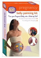 Proud Body Pregnancy Belly Painting Kit