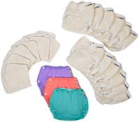 Motherease One Size Nappy Packages