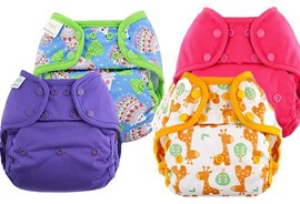 Blueberry Nappy Cover Packages