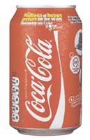 Import Coca Cola 24 x 330 ml