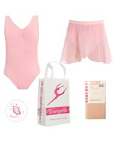 Energetiks Debut Ballet Pack 1 (Cotton Lycra)