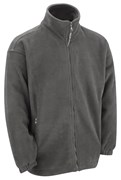 Quality Polar Fleece Top- Grey