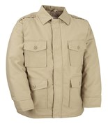 Kid Combat Jacket Beige