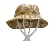 Military Style Bush Hat - British Desert Camo