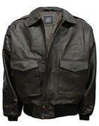 A2 Flight Tech Jacket Old Leather