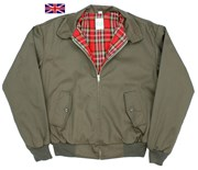 Classic Harrington Jacket Olive