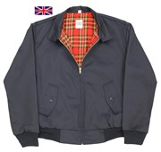 Classic Harrington Jacket Navy