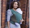 Caboo Baby Carrier - 100% Organic Cotton Baltic Blue - Free SHIPPING + Free Tote Bag