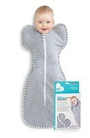Love To Dream - Wrap Me Up Swaddle Grey  S,M and L