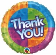 Thank You Quarters Balloon In A Box