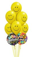Super Smiles Balloon Bouquet