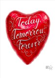 Today Tomorrow Forever Balloon In A Box