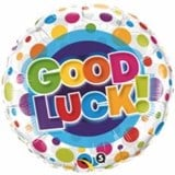 Good Luck Dots Balloon In A Box