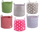 Minene toy storage bags large fabric storage baskets