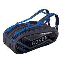 GOSEN BA16PRT Pro Tour 9pc Tennis Racquet Bag