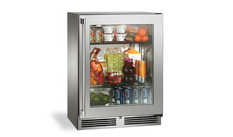 Perlick 18signature Sottile Series Indoor Refrigerator With