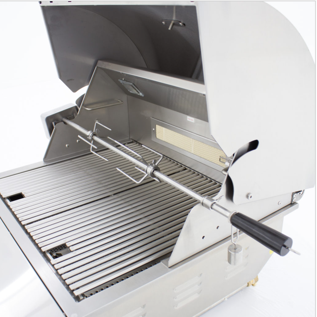 Blaze Professional 27 Inch 2 Burner Built In Gas Grill